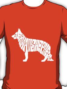 Germanshepherd T-Shirt