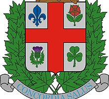 Montreal Coat of Arms  by abbeyz71