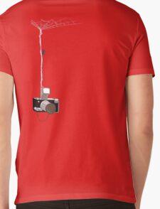 Peter Parker Mens V-Neck T-Shirt