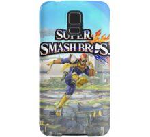 Smash Falcon Samsung Galaxy Case/Skin
