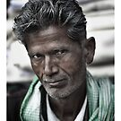 ' Nepalese Gent ' by Mat Moore