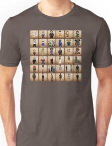 Buffy - Mini Monsters  Variant  Unisex T-Shirt
