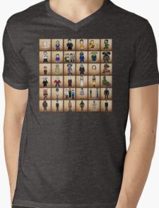 Buffy - Mini Monsters  Variant  Mens V-Neck T-Shirt