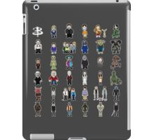 Buffy - Mini Monsters iPad Case/Skin
