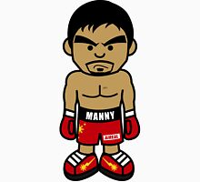 Angry Manny Pacquiao Cartoon by AiReal Apparel Unisex T-Shirt