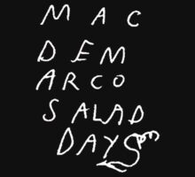 Mac Demarco SD (white) T-Shirt