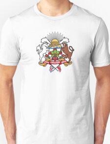 Calgary Coat of Arms Unisex T-Shirt