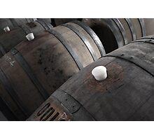 Barrels Photographic Print