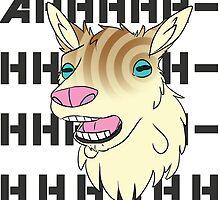 Screaming Goat by Lanoya