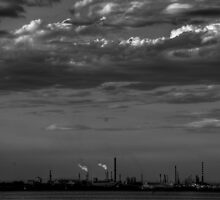 Working Industry by paulmcardle