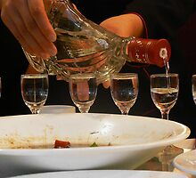 Baijiu ~ Chinese rice wine by bfokke