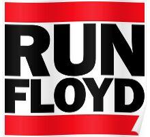 RUN FLOYD - RUN DMC Pacquiao by AiReal Apparel Poster