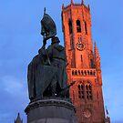Belgium. Bruges.  by Alan Copson