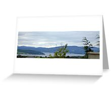 donegal view Greeting Card