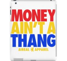 MONEY AIN'T A THANG - Pacquiao by AiReal iPad Case/Skin