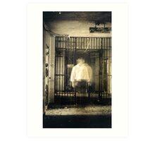 Charles Street Jail #4 Art Print