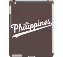 Philippines Dodgers Script by AiReal Apparel iPad Case/Skin