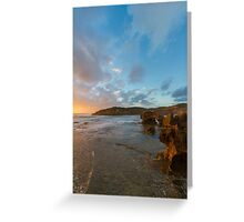 Day to night Greeting Card