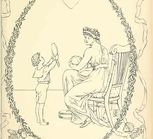 The Buckle My Shoe Picture Book by Walter Crane 1910 61 - Mid Plate Two by wetdryvac