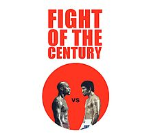 Fight of the Century Photographic Print