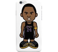 Angry Mamba Basketball by AiReal Apparel iPhone Case/Skin
