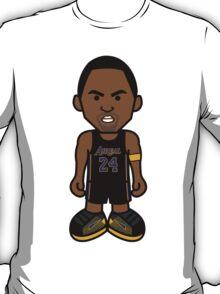 Angry Mamba Basketball by AiReal Apparel T-Shirt