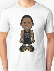 Angry Mamba Basketball by AiReal Apparel T-Shirt