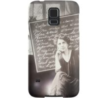 Do You See Them? Samsung Galaxy Case/Skin