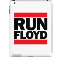 RUN FLOYD - RUN DMC Pacquiao by AiReal Apparel iPad Case/Skin