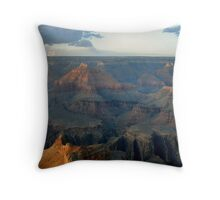 Hopi Point, Colors At Sunset Throw Pillow