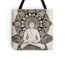The Peaceful Buddha Tote Bag