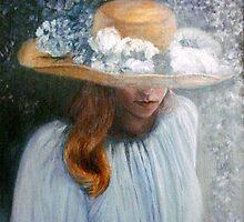 Spring Hat by Cathy Amendola