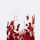 blood splatter by yvonne willemsen