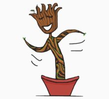 I AM DANCING BABY GROOT! Kids Clothes