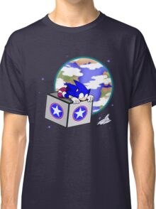 Hedgehogs in Space Classic T-Shirt