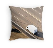 ultimate drive by on the M4 Throw Pillow
