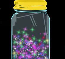 Glitter Jar by shego1142