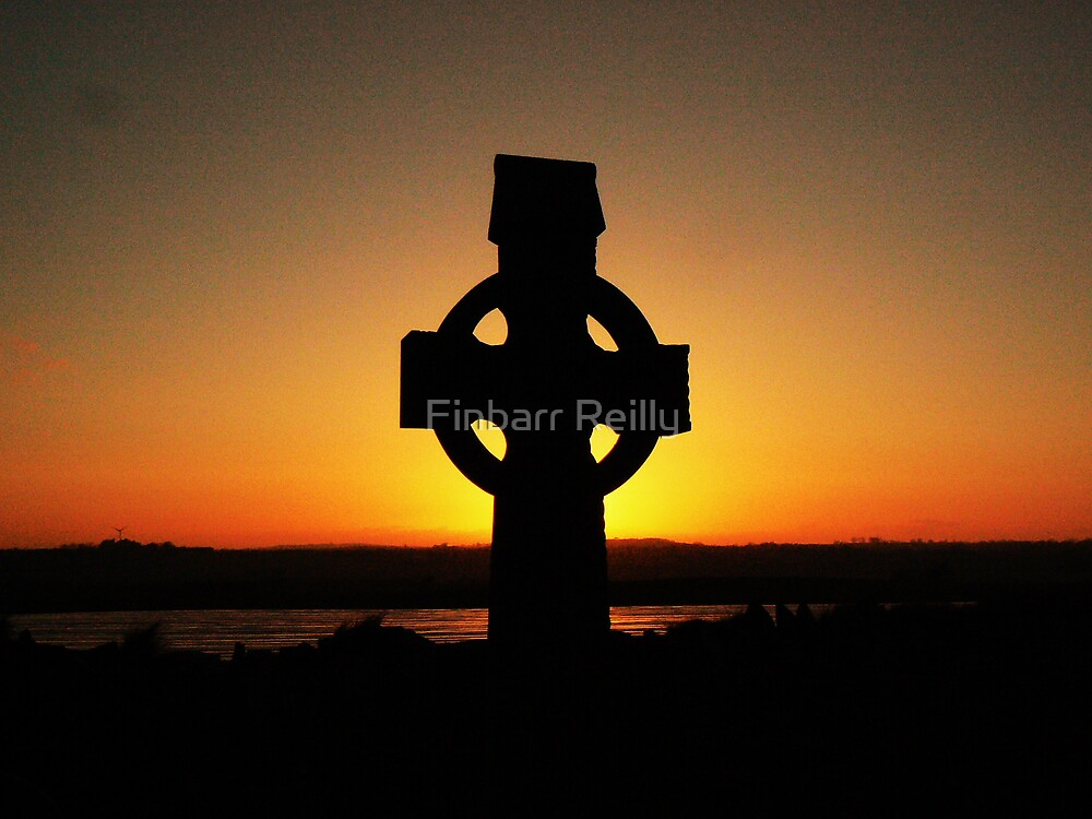 a peaceful setting by Finbarr Reilly
