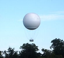 Hot Air Balloon by INTERACTION