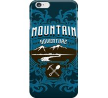 Mountain Adventure iPhone Case/Skin
