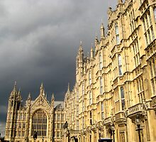 Stormy Parliament by INTERACTION