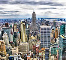 Buildings of New York by Andrew Ness - www.nessphotography.com