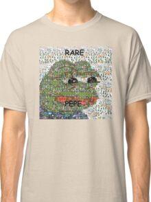 Rare Pepe - Frog Meme Compilation Classic T-Shirt