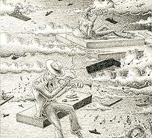 Jazz  by Sebastiaan Koenen