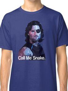 Call me snake. Classic T-Shirt