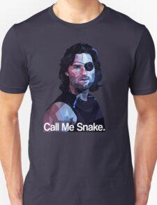 Call me snake. Unisex T-Shirt