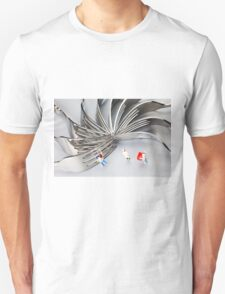 Chef And Forks Unisex T-Shirt