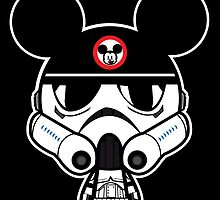 Stormtrooper Mickey by lylestylez