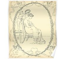 The Buckle My Shoe Picture Book by Walter Crane 1910 60 - Mid Plate Poster
