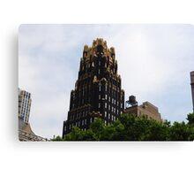 American Standard Building - NYC Canvas Print
